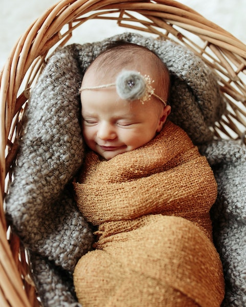 Example Portfolio 6 for Newborn Photography in Perth