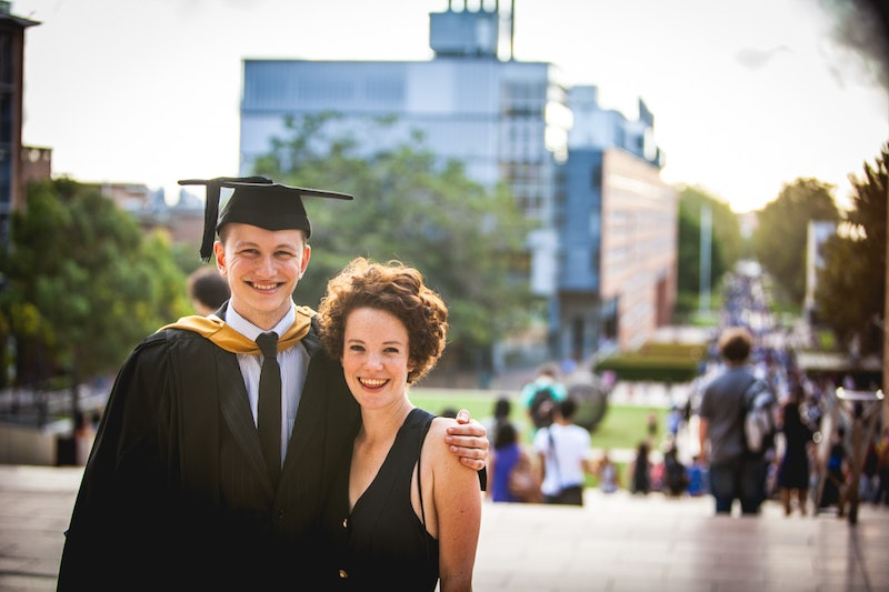 Example Portfolio 5 for Graduation Photography in Toowoomba