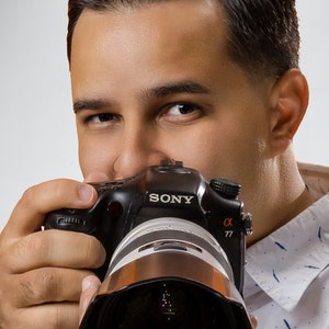Portrait photographer in Orlando