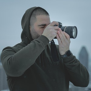 Fashion photographer in Montreal