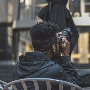 Fashion photographer in Charlotte