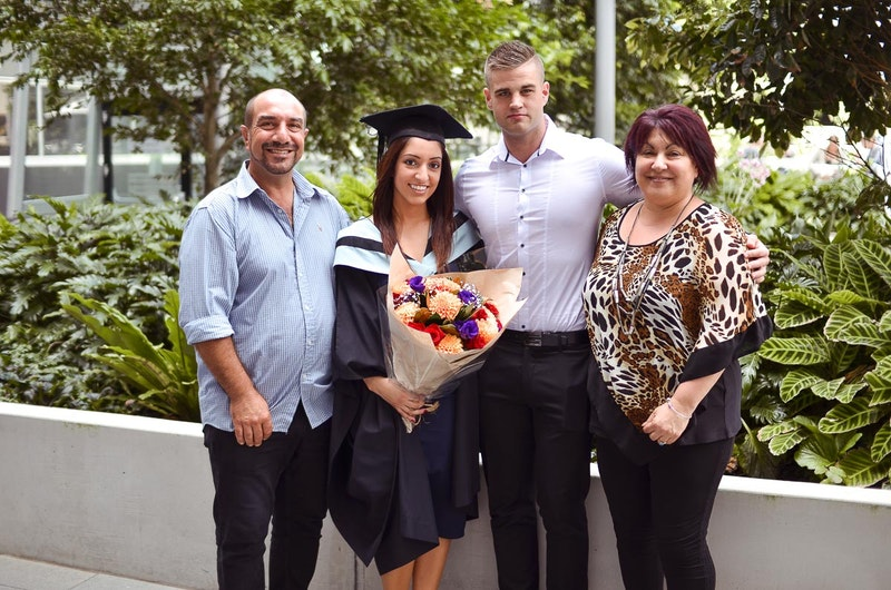 Example Portfolio 1 for Graduation Photography in Brisbane